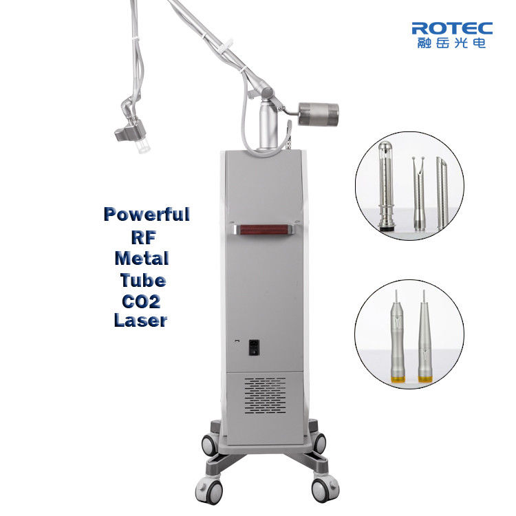 Pigment Removal Multifunctional Beauty Equipment Single Ultra Pulse 10.6 μM CO2 Fractional Laser